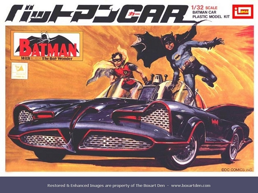 Imai Batmobile