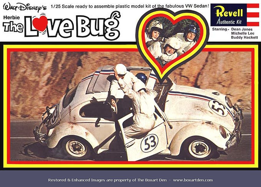 Revell The Love Bug