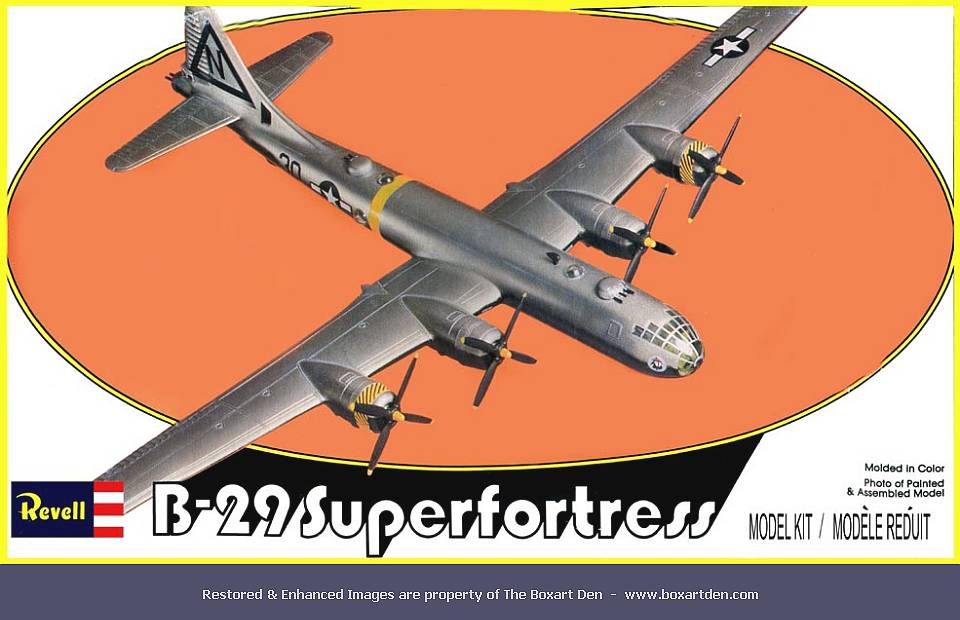 Revell Boeing B-29 Super Fortress