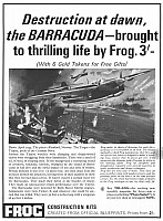 frog barracuda