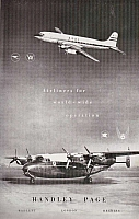 handley page 1952-960