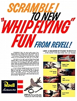 "Revell ""Whip Fly It"""