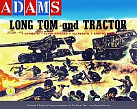 Adams Long Tom and Tractor