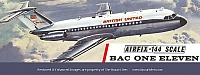 Airfix BAC 1-11 British United