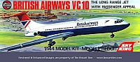 Airfix VC-10 British Airways