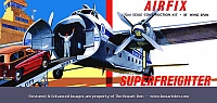 Airfix Bristol Superfreighter 2nd Old Box