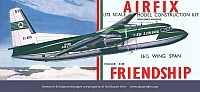 Airfix F27 Friendship Aer Lingus 1st Box