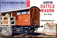 Airfix Cattle Wagon B.R. 8 Ton T2