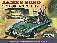 Airfix James Bond Special Agent 007