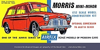 Airfix Morris Mini Minor T2