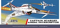 Airfix Captain Scarlet Angel Interceptor Type 3