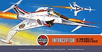 Airfix Captain Scarlet Angel Interceptor Type 4