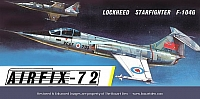 Airfix Lockheed F-104G Early T3