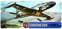 Airfix Lockheed F-80C Shooting Star T4