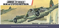 Airfix Bristol Beaufighter T3