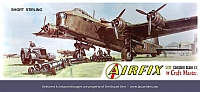 Airfix-Craft Master Short Stirling