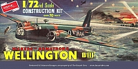 Airfix Wellington T1