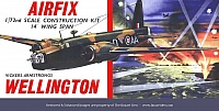 Airfix Wellington T2