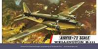 Airfix Wellington T3