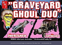 AMT Munsters Graveyard Ghoul Duo