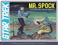 AMT Mr Spock with Snake