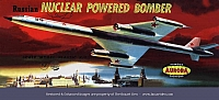 Aurora Russian Nuclear Powered Bomber