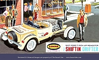 Aurora '27 Ford T Pick-Up Shiftin Drifter