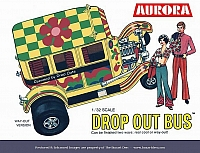 Aurora Drop Out Bus
