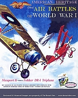 Aurora American Heritage Great Air Battles Of WW1