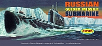 Aurora Russian Guided Missile Submarine '67 Box