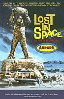 Aurora Lost In Space Cyclops & Chariot '66