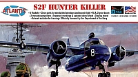 Atlantis Grumman S2F Hunter Killer