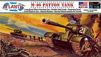 Atlantis M-46 Patton Tank