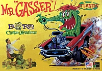 Atlantis Mr. Gasser