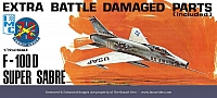 IMC F-100D Battle Damage