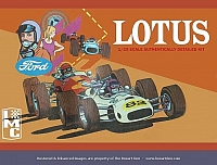 IMC Ford Lotus 3-D display