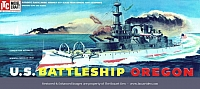 ITC US Battleship Oregon
