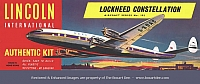 Lincoln Constellation BOAC
