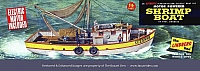 Lindberg Shrimp Boat Suzanne Late '50's