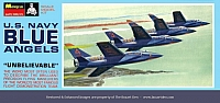 Monogram Grumman F11F Blue Angels BB