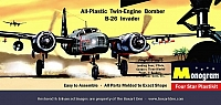 Monogram Douglas B-26 Invader 4 Star