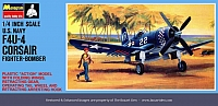 Monogram Vought F4U-4 Corsair