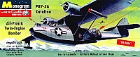Monogram Consolidated PBY-5A Catalina