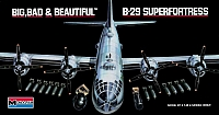 Monogram Boeing B-29 Superfortress BB&B