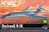 MPC Rockwell B-1B Golden Opportunity
