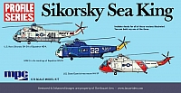 MPC Sikorsky Sea King Profile Series