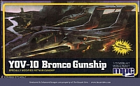 MPC YOV-10 Bronco Gunship 1983
