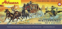 Athearn Wells Fargo Stage Coach