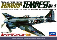 Crown Hawker Tempest '70's