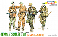 DML-Dragon German Combat Unit WWII